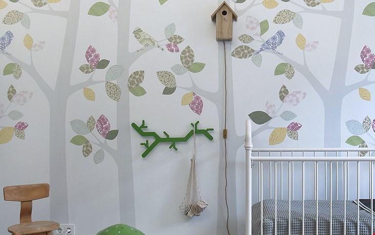 Behang Kinderkamer Vogeltjes : Behang te mooi om een kind achter te plakken flavourites